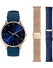 Withings Move Hybrid Smartwatch - Activity Tracker met aangesloten GPS, slaapmonitor, waterbestendig met 18 maanden batterijduur