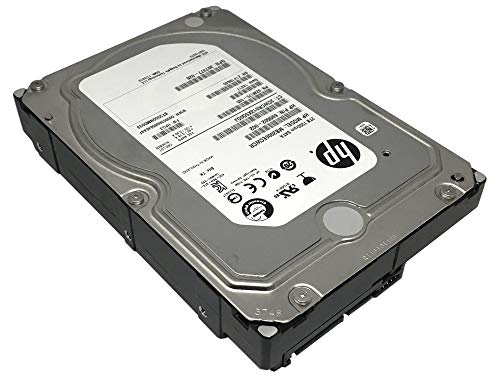 "HP/Seagate Constellation ES ST2000NM0033 (MB2000EXWCR) 2TB 7200RPM 128MB Cache SATA 6.0Gb/s 3.5"" Internal Enterprise Hard Drive OEM - w/1 Year Warranty (Renewed)"