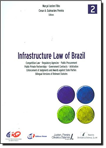 Infrastruture Law Of Brazil - V. 02
