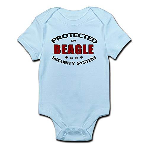 ABADI Beagle Security - Body para bebé