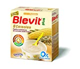 Blevit Plus 8 Cereales para bebé - 2 de 500 grams (Total: 1000 gr.)