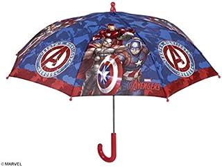 PERLETTI- Avengers Paraguas Infantil 75cm, (perletti75329)