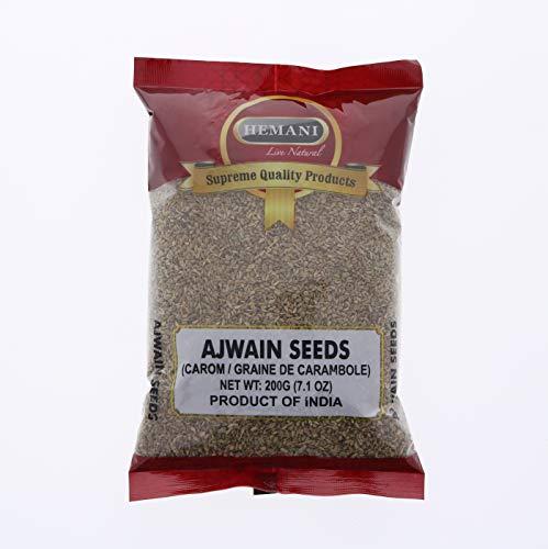 Carom Seed - Ajwain Seeds 200g (7.1…