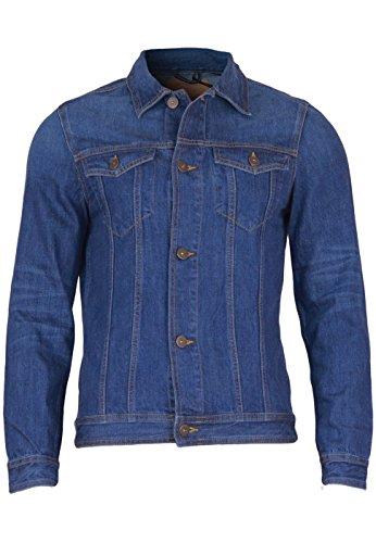 Jack & Jones veste en jean Jjjean jacket, Taille:L;Couleur:Blue Denim