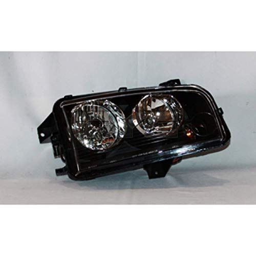 08 charger headlight assy - 6