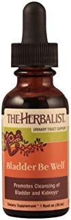 The Herbalist Bladder Be Well Liquid Extract (4 oz) Urinary Health