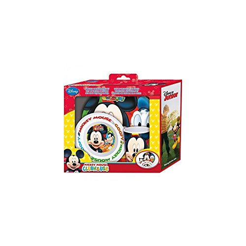 Disney - Set Infantil Mickey