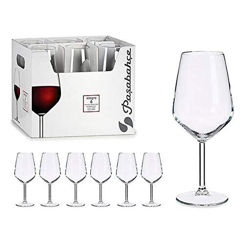Paşabahçe S3606152 Copa de Vino Alle Gramos