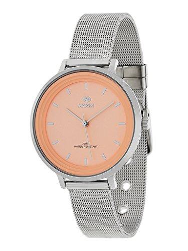 Reloj Marea Mujer B41197/9 Esterilla Rosa Salmón