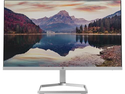 "HP M22f - Monitor de 22"" FHD (1920 x 1080, 75Hz, 5ms, IPS, HDMI, VGA, inclinación) Gris"