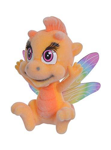 XX Safiras Baby Princess Edition 6 - Drachen - Figur 5. Jasmin + stickermarkt24de Gum