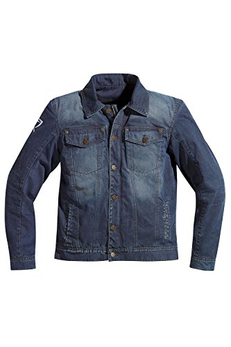 Difi TEXAS Motorradjacke Jeans Aramid Größe M