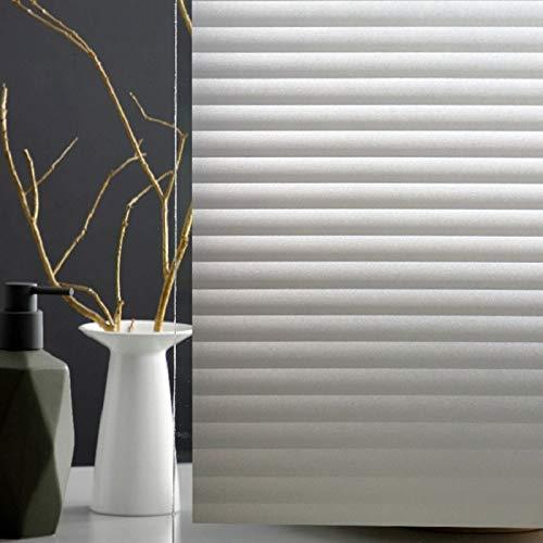 LMKJ Glass film electrostatic heat insulation opaque privacy protection UV protection family home decoration film A39 60x100cm