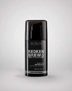 Redken Brews Work Hard Maximum Control Molding Paste 3.4 oz