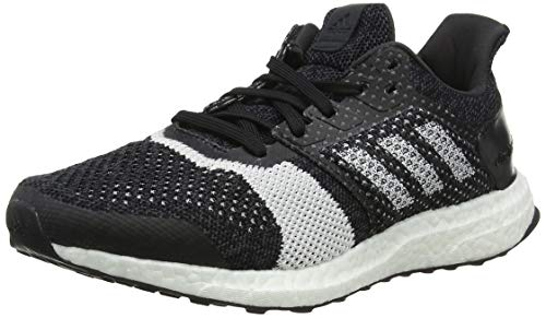 adidas Ultraboost St M, Zapatillas de Running para Hombre, Negro (Core Black/FTWR White/Carbon Core Black/FTWR White/Carbon), 45 EU