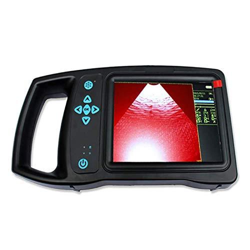 De Mano Escáner De Ultrasonido Máquina, Cerdo Sow Embarazo Probador De Ultrasonido Para Uso Embarazada Ganadería Embarazo Sistema Veterinario Ovulación Probador Color Detector De Cerdo Ultrasonido