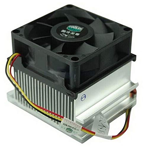 CoolerMaster A73, Silent 70mm Cooling for Intel Socket 478 Pentium 4 Celeron D, CPU Radiator Cooling Fan, Wholesale