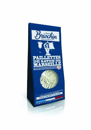Jacques Briochin Lessive Paillettes de Savon de Marseille 750 g Lot de 2