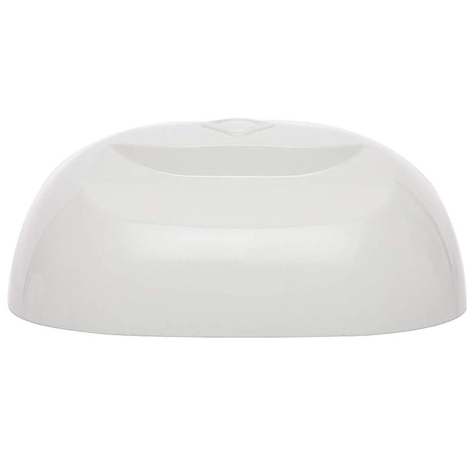 周術期熱意織機釘のドライヤー - 自動赤外線センサー、二重光源のLEDランプのゲルのドライヤーのマニキュアが付いている紫外線携帯用LEDの釘ランプ