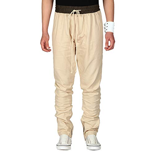 Herrenhose Street Style Straight Casual Pants Yalong Style Casual Leichte Hose für die Golf-Wanderjagd