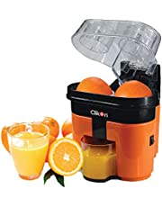 Clickon Juice Extractor - Ck2258, Orange, Plastic Material