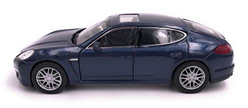 H-Customs Porsche Panamera S Modellauto Auto Lizenzprodukt 1:34 zufällige Farbauswahl