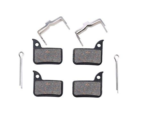 Laime 2 Pares de Placas de Freno de Disco de Bicicleta Son adecuadas para SRAM Rival 22,Force 22,Red 22,S-700(Semi-Metal)