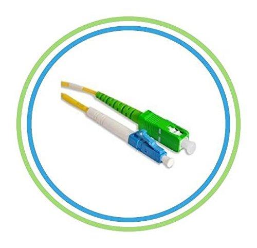 PacSatSales - Fiber Optic Patch Cable - Single Mode - SIMPLEX -...
