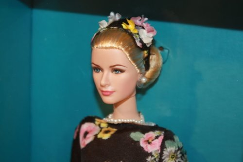 Silkstone Grace Kelly Romance Barbie NRFB