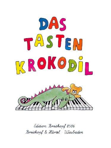 EDITION BREITKOPF TASTENKROKODIL - PIANO Klassische Noten Klavier