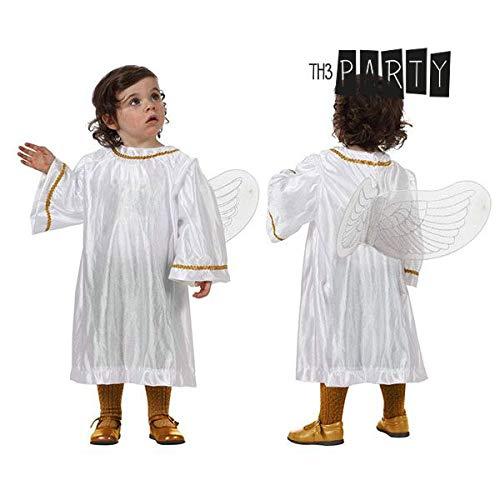 Disfraz Ãngel 6-12 Meses