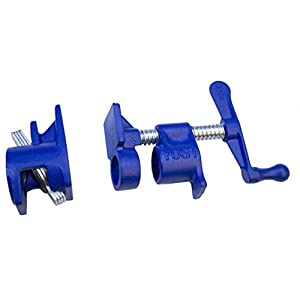 "Yost Tools YPC-Y12 1/2"" Pipe Clamp, Cast Iron"
