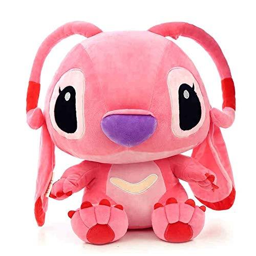 HUOQILIN Übergroße Plüschspielzeugpuppechi Kissen Geburtstagsgeschenk (Color : Pink, Size : 40cm)