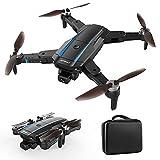 MAFANG® GPS Drone con Cámara 8K HD WiFi, FPV RC Quadcopter Plegable con Regreso Automático A Casa, Sígueme, Modo Sin Cabeza, Control De Gestos, Apto para Niños, Adultos Y Principiantes