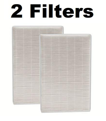 Fantastic Prices! Feather butterfly Replace Honeywell HRF-R2 True HEPA Replacement Filter R - 2 Pack