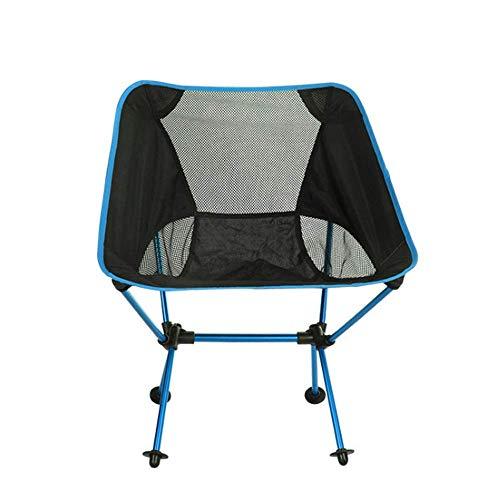 Xiao Ai's shop Draagbare klapstoel Buiten strand reizen aluminium recreatieve stoel Visstoel
