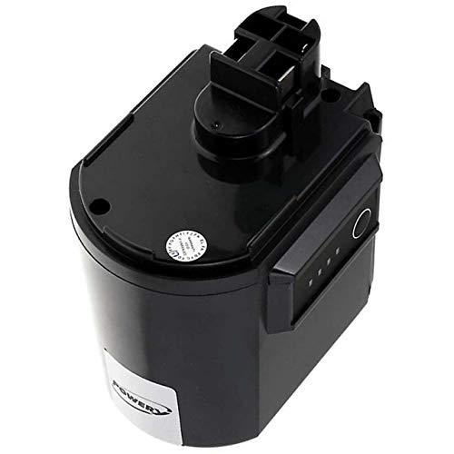 Batería para BTI Profiline Martillo perforadorBHE 24 VRE (versión moderna), 24V, NiCd
