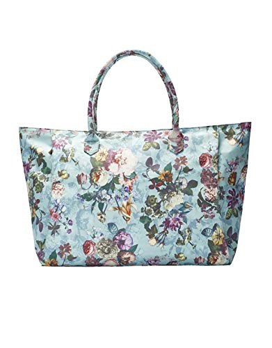 Essenza handtas Puck Fleur/Shopper/Shoppingbag/draagtas met bloemenpatroon