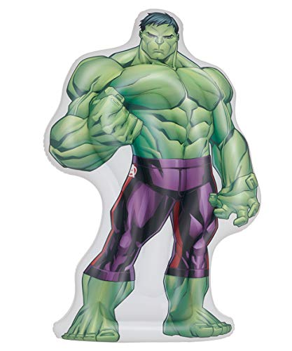 Lively Moments Luftmatratze / Floater / Surfboard / Surfrider Marvel Hulk ca. 170 x 105 x 20 cm