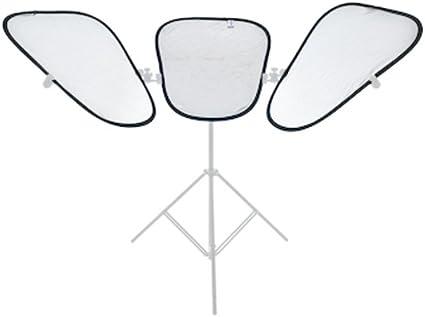 Lastolite Triflector Aufheller Set Mit 3 Silber Weiß Panels