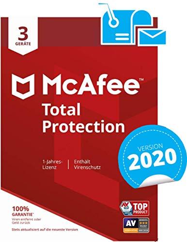 McAfee Antivirus y seguridad informática