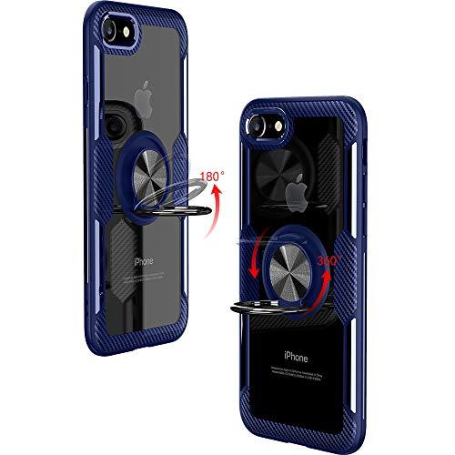 Coque de téléphone pour iPhone 7/8 avec film protecteur d'écran en ...