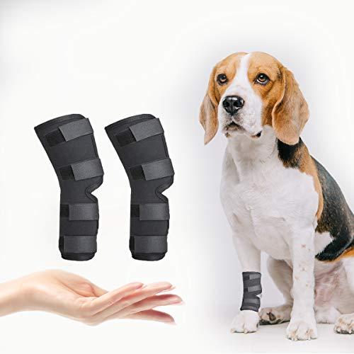 Dog Knee Brace, Dog Leg Brace for Hind Leg, Hip Brace for Dogs Dog Rear Leg Joint Brace, Dog Rear...