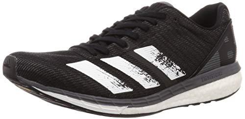 adidas Men's Adizero Boston 8 M Running Shoe, Core Black/FTWR White/Gray Five, 6 UK