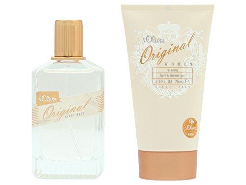 S.Oliver Original Set Femme/women, Eau De Toilette, Duschgel, 1er Pack (1 x 105 ml)