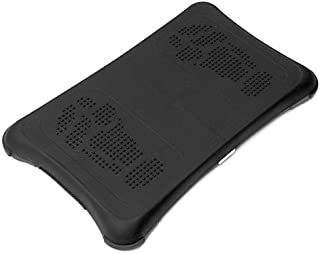 Premium Black Durable Flexible Soft Silicone Skin Cover Case for Nintendo Wii...