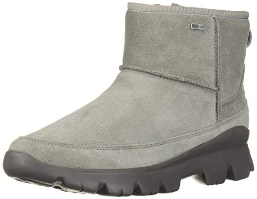 UGG Women's W Palomar Sneaker Fashion Boot, seal/charcoal, 7.5 M US