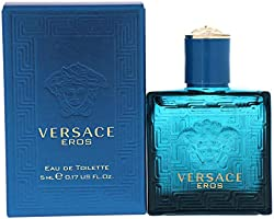 Versace Perfume - Versace Eros - perfume for men - Eau de Toilette, 5ml
