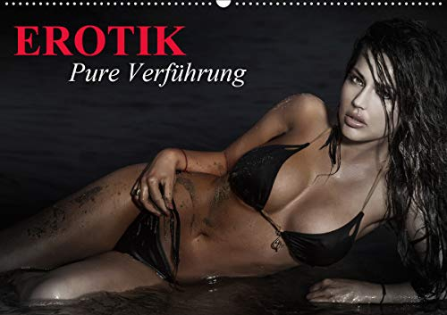 Erotik - Pure Verführung (Wandkalender 2021 DIN A2 quer)