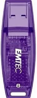Emtec 8gb Classic USB 2.0 Flash Drive (Assorted Colors)
